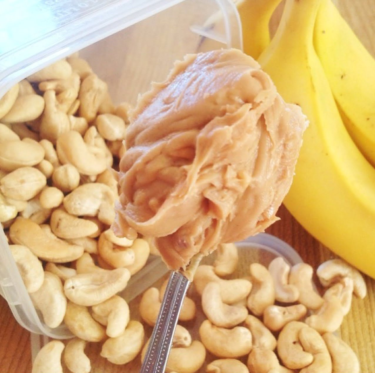 Healthy Home-Made Peanut Butter