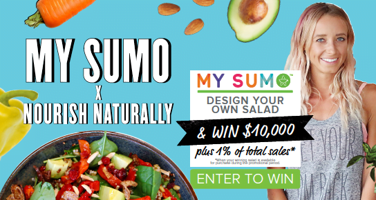 My Sumo Salad