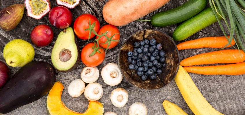 What Fruit and Veggies are in Season and Full of Vital Nutrients?