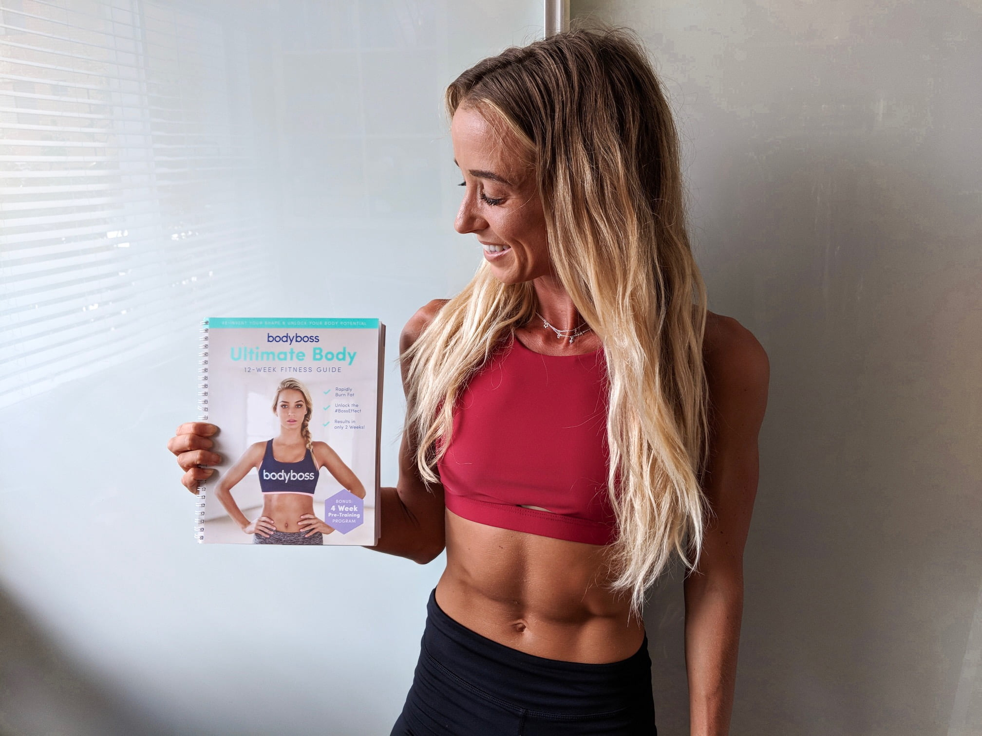 25bd2f6a996 ... The BodyBoss Ultimate Body Fitness Guide. Over the 12 weeks it will  help you form new