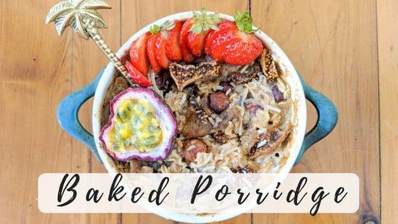 Baked Porridge