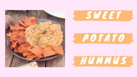 Sweet Potato Hummus Recipe