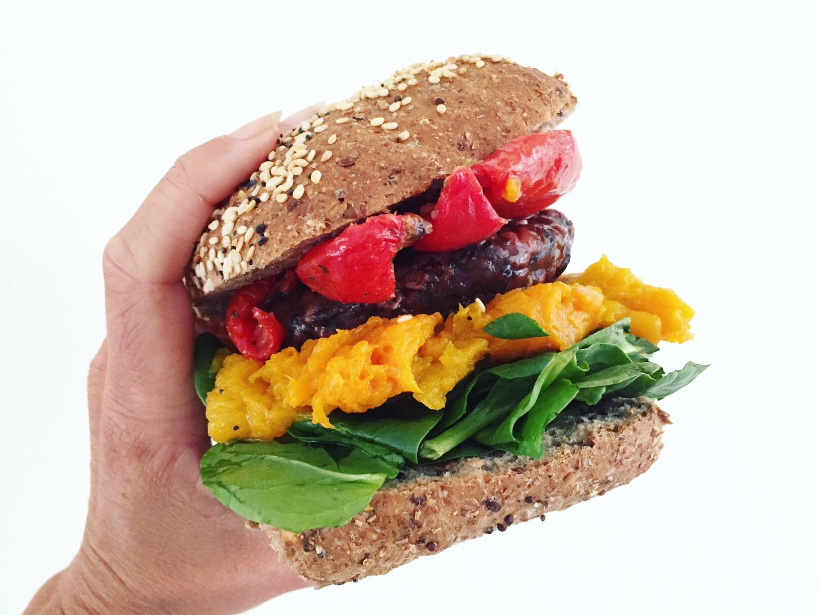 Beetroot Burger Patties