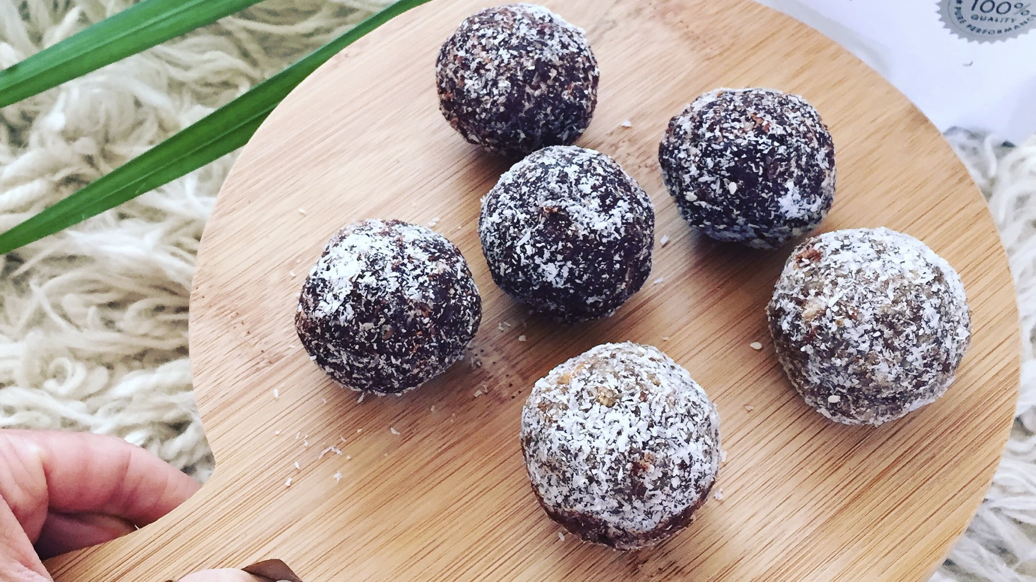 Bliss Balls: The Snack To Curb All Sugar Cravings