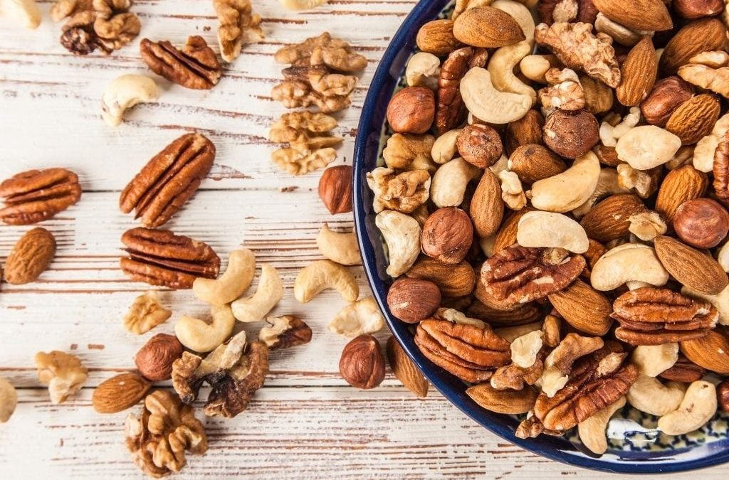 Fat In Nuts – Good or Bad?