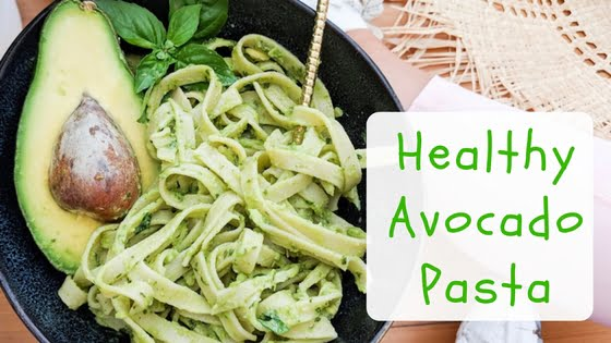 Healthy Avocado Pasta