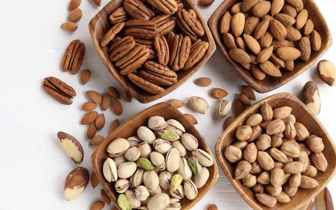 You've heard how important fruit & veggies are, but research says nuts are too!