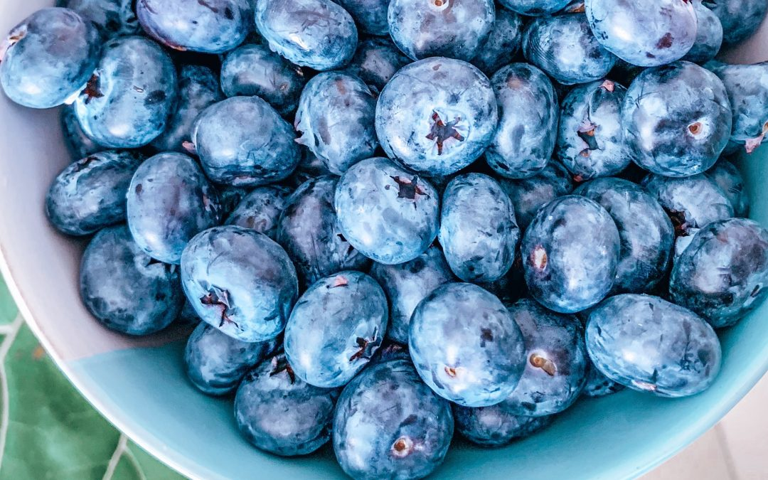 Health Benefits of Blueberries & Why You Need To Eat More