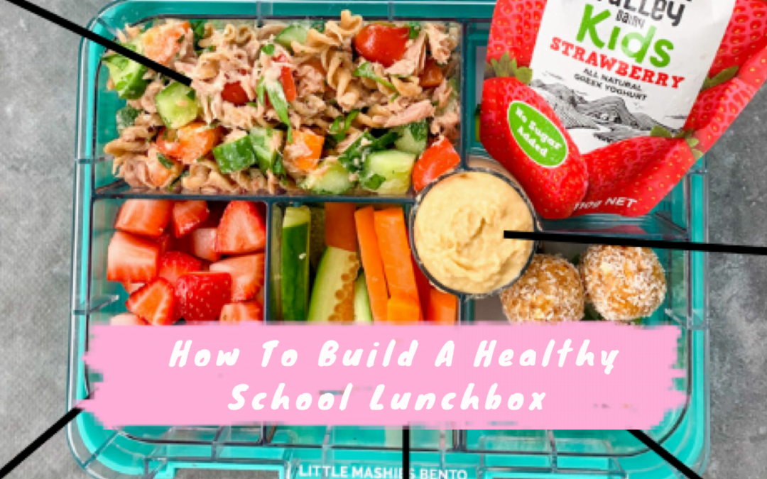 How To Build A Healthy School Lunchbox
