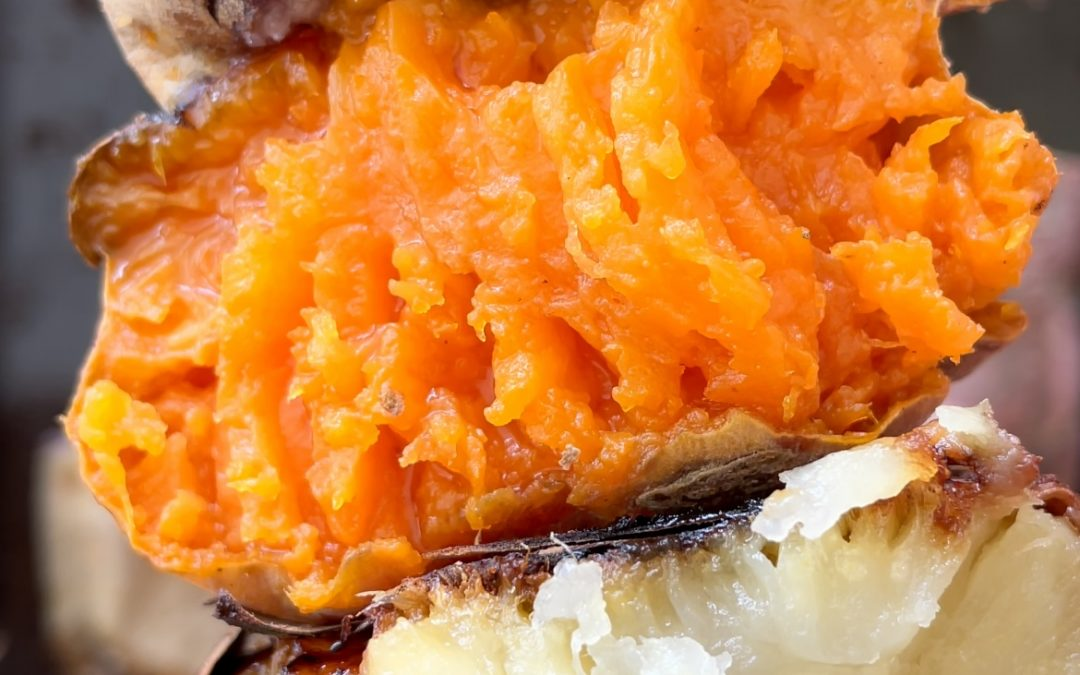 How To Bake The Best Sweet Potato